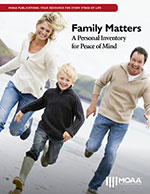 Family Matters: A Personal Inventory for Peace of Mind Cover Image