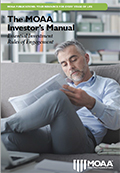 The MOAA Investors' Manual Cover Image
