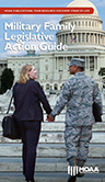 Military Family Legislative Action Guide Cover Image